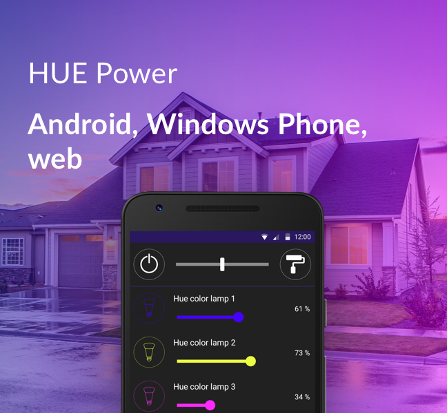 HUE Power reference