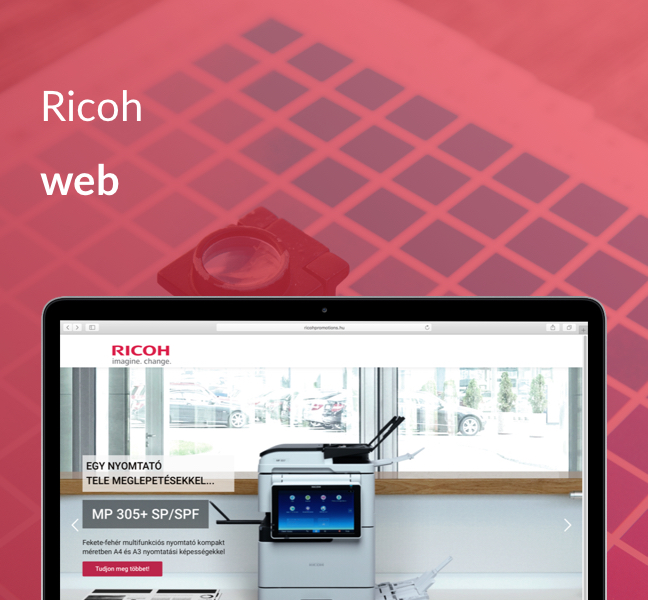 RICOH reference